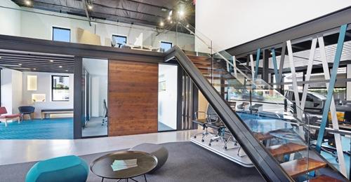 Floor Architectural Mezzanine
