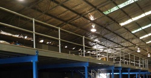 Handrail Industrial