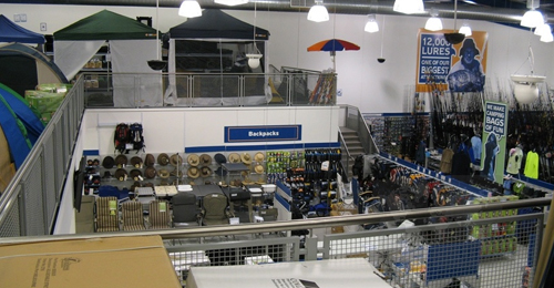 Accessories Mezzanine