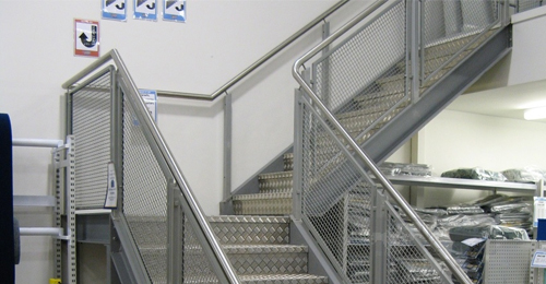 Staircase Steel