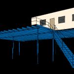 clearspan platform mezzanine